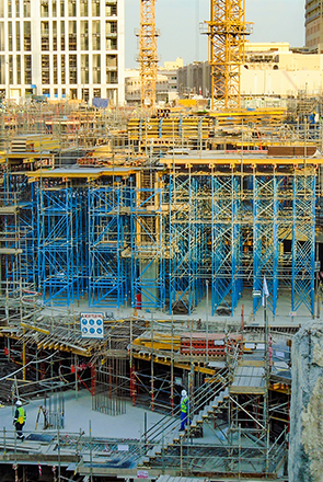 Msheireb Downtown Phase 4 Project
